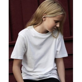 T-shirt enfant Junior Basic Tee Tee Jays 1000B