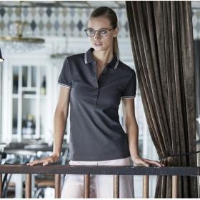 Polo pour Femme Stretch avec Liseré Tee Jays 1408