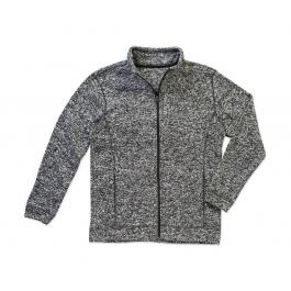 Active Knit Fleece Jacket Men Stedman ST5850