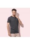 T-shirt col Tunisien Shawn Stedman ST9430