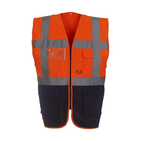 Gilet de sécurité Multi-poches Yoko HVW801