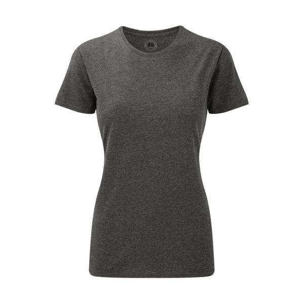 Tee Shirt Femme En Polyester Coton Russell R-165F-0