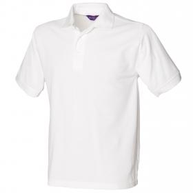 Polo polyester coton 65/35 Henbury HB400