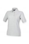 Polo 65/35 Polyester Coton Femme Henbury H401