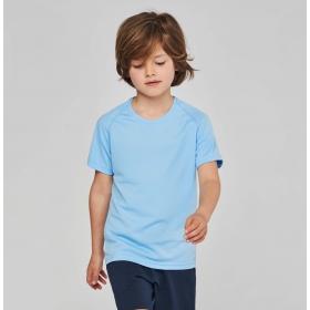 T-shirt de Sport Manches courtes Enfant Proact PA445