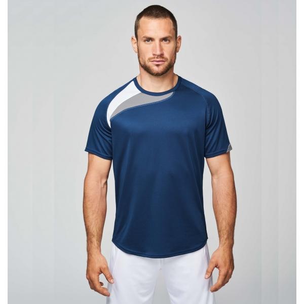 T-shirt de Sport Manches Courtes Unisexe Proact PA436
