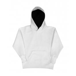 Sweat-shirt capuche Contrasté Enfant SG SG24K