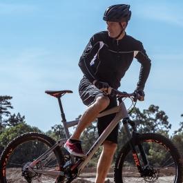 Veste Manches Longues Cycliste Spiro S255M