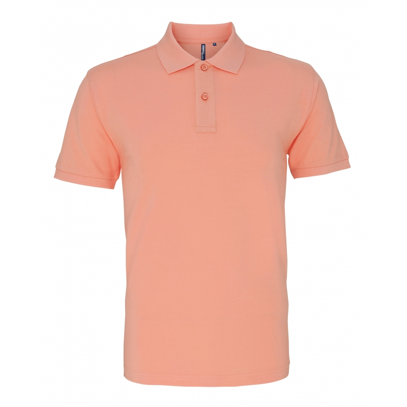 Polo Homme Maille Piquée Asquith & Fox AQ010
