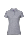 Polo Femme Polyester Coton Russell R-539F-0