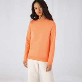 Sweat-shirt Set-in Women B&C WW02W
