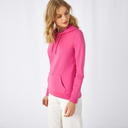 Sweat Hoodie Women en French Terry B&C WW04W