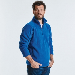 Polaire 1/4 Zip Camioneur Russell 874M