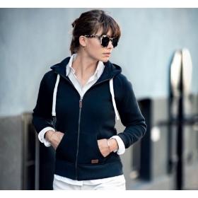 Sweat à capuche zippéé Femme Williamsburg