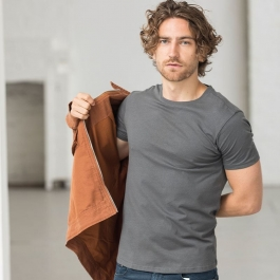 T-shirt coton bio AWDis Ecologie EA001