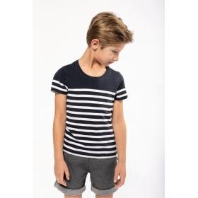 T-shirt Marin Bio Enfant Kariban K3035