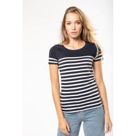 T-shirt Marin Bio Femme Kariban K3034