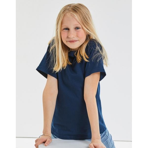 T-Shirt Enfant Kiddy-T Russell R-180B-0