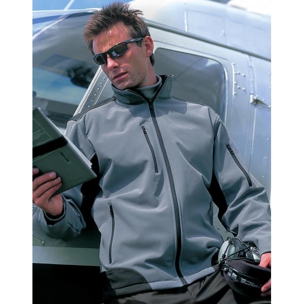 Ripstop Softshell Work Jacket Result R124X