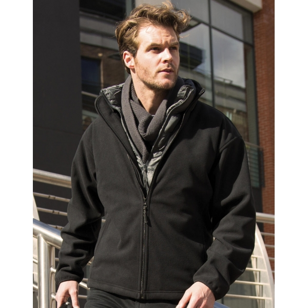 Climate Stopper Water Resistant Fleece Result R109X