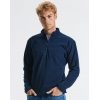 Polaire 1/4 Zip Microfleece Russell R-881M-0