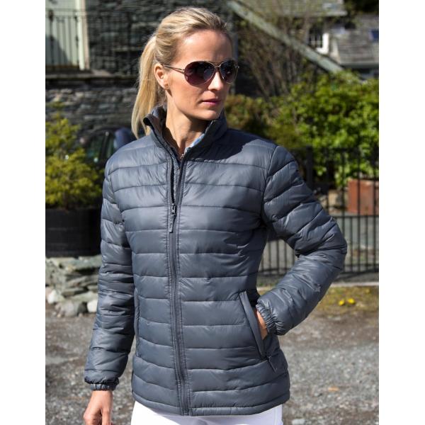 Ladies` Ice Bird Padded Jacket Result R192F