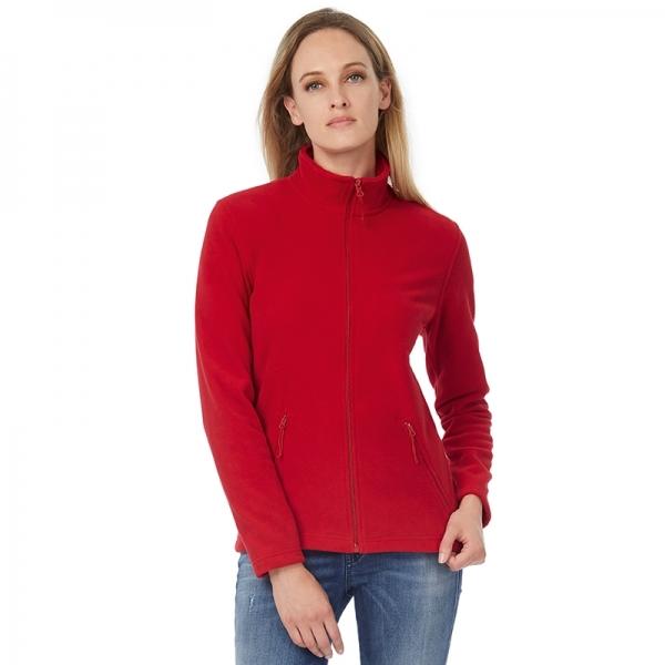 Veste femme en micro-polaire B&C ID.501