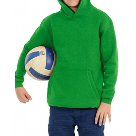 Sweat-shirt à capuche enfant B&C Hooded kid WK681