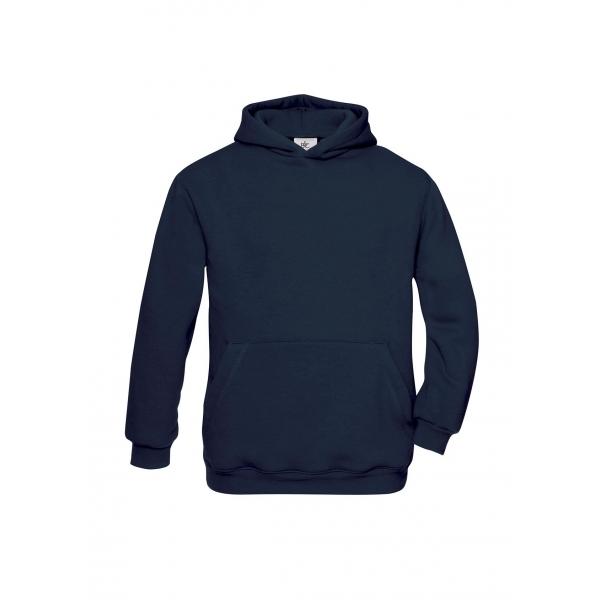 Sweat-shirt à capuche enfant B&C Hooded kid WK681