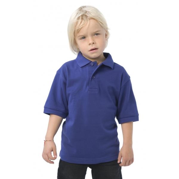 Polo enfant B&C Safran Kids PK486