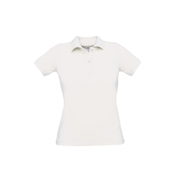 Polo femme B&C Safran Pure PW455 B&C Collection PW455