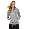 Sweat Capuche Full zip 360 g/m2 Kariban K444