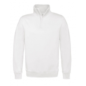 Sweat col 1/4 zip Camioneur B&C