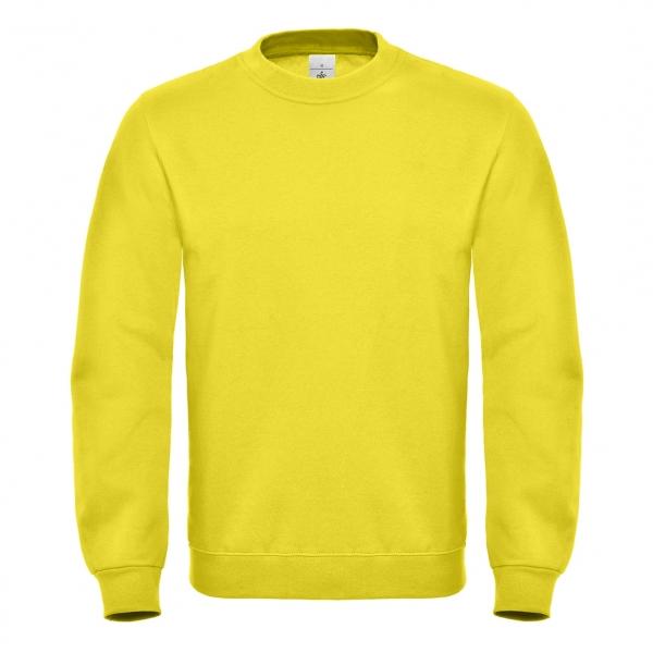 Sweat-shirt col rond B&C ID.002