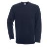 Sweat-shirt coupe droite B&C Open Hem WU610