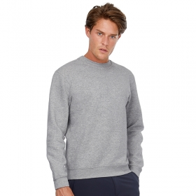 Sweat-shirt manches montées B&C Set-in WU600