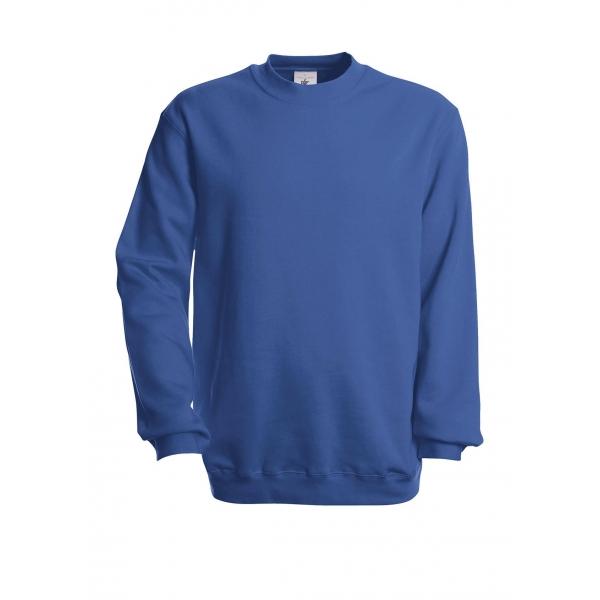 Sweat-shirt manches montées B&C Set-in WU600