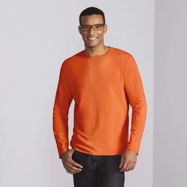 T-shirt 150 g manches longues Gildan LS 64400