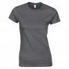 T-Shirt Col Bateau Femme B&C Exact 190 Top