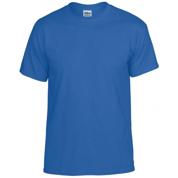 T-shirt 50/50 Coton Polyester Gildan 8000