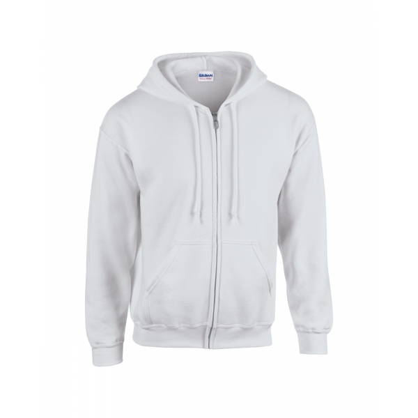 Sweat-shirt Capuche Zippé Enfant Gildan 18600B