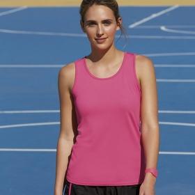 Débardeur Performance Vest Lady-Fit Fruit of the Loom 61-418-0