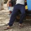 Elasticated Cuff Jog Pants Fruit of the Loom 64-040-0