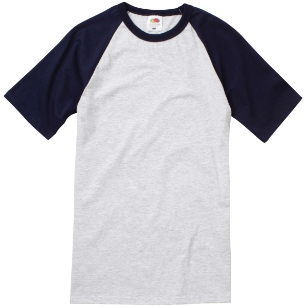 Valueweight Baseball T Fruit of the Loom 61-026-0