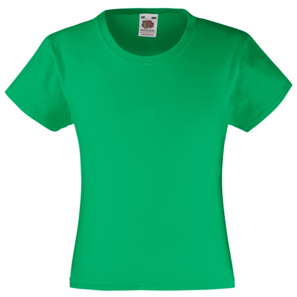 Valueweight T Girls Fruit of the Loom 61-005-0