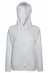 Lightweight Hooded Sweat Lady-Fit Fruit of the Loom 62-148-0