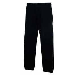 Premium Elasticated Cuff Jog Pants Kids Fruit of the Loom 64-025-0