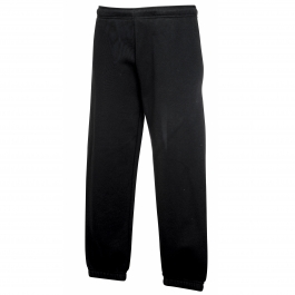 Classic Elasticated Cuff Jog Pants Kids Fruit of the Loom 64-051-0
