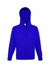 Lightweight Hooded Sweat Jacket Fruit of the Loom 62-144-0