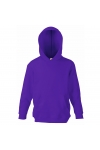 Classic Hooded Sweat Kids Fruit of the Loom 62-043-0